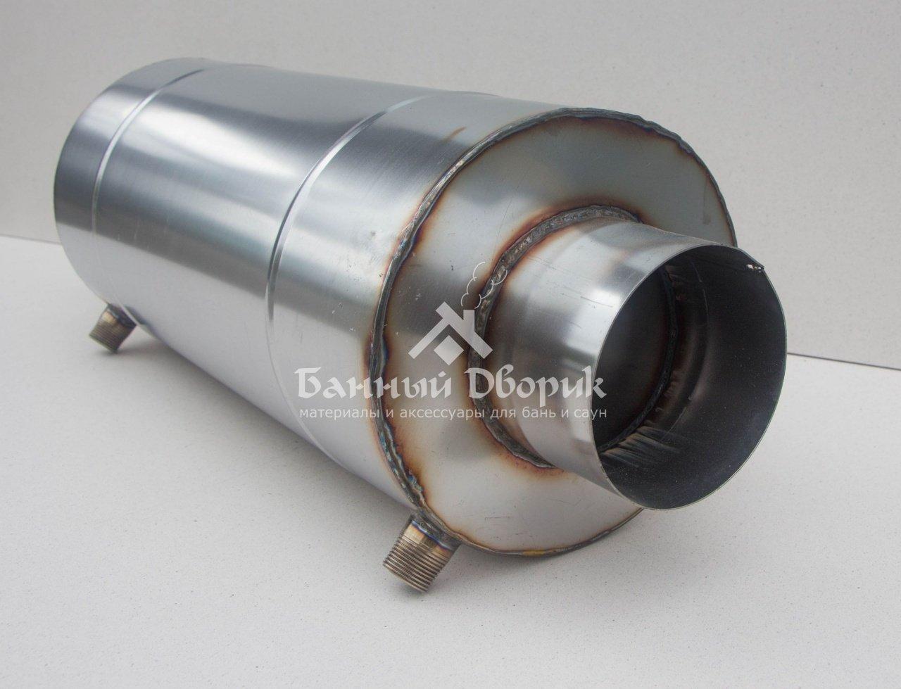 Теплообменник на дымоход 200 мм эффективность установки пластинчатого теплообменника